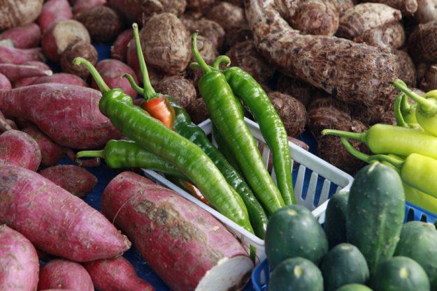 Asia-Kochkurs Stuttgart - asiatisches Gemüse