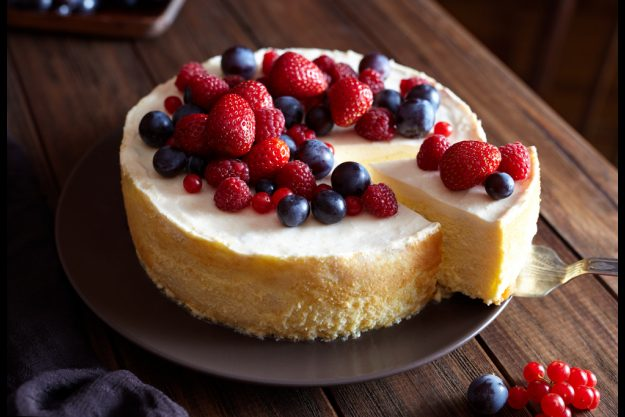 Backkurs Stuttgart – Cheesecake