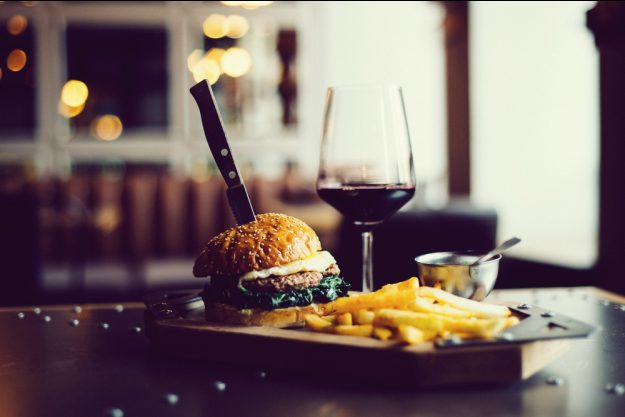 Burger-Kochkurs Stuttgart – Burger mit Wein