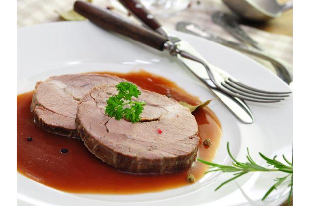 Incentive in Stuttgart - regionaler Kochkurs - köstlicher Braten