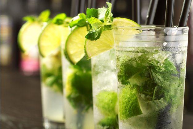 Cocktailkurs Stuttgart – Mojito auf der Bar