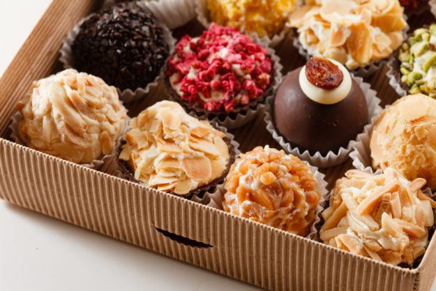 Dessert-Kurs Reutlingen – Pralinen Auswahl