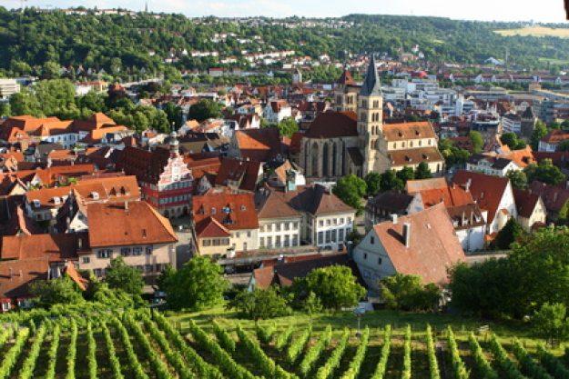 Kulinarische Stadtführung Esslingen - Stadtblick
