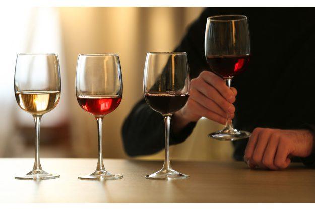 Firmenfeier mit Weinseminar in Ludwigsburg – Verkostung von vier Weinen
