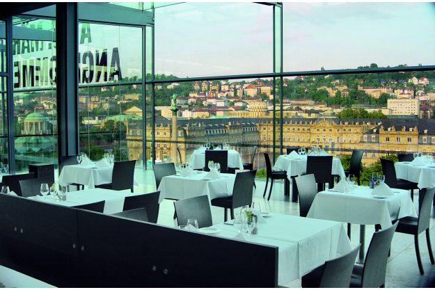 Firmenfeier Stuttgart mit Locationhopping & Kochevent - Ausblick