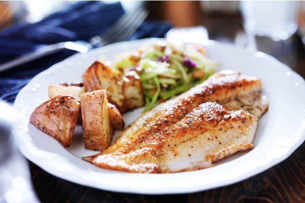 Fisch-Kochkurs Stuttgart – Fischgericht