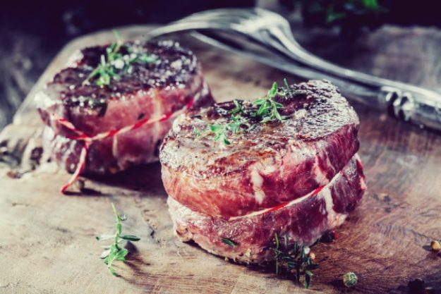 Fleisch-Kochkurs Stuttgart – Hirsch-Steak