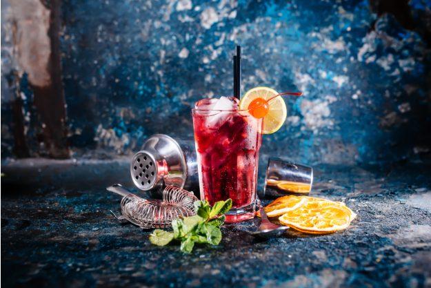 Geschenkgutschein Cocktailkurs – bunte Cocktails