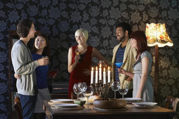 Geschenkgutschein Erlebnis-Dinner – für Paare