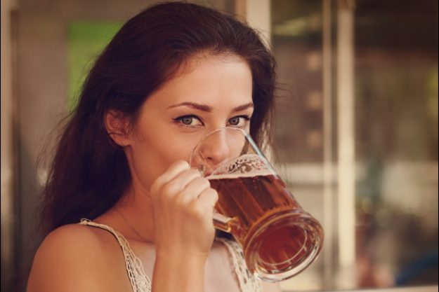 Geschenkgutschein für Frauen – Bierprobe
