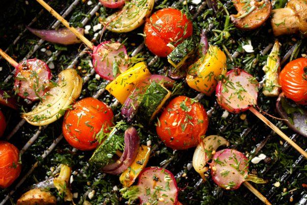 Grillkurs Stuttgart – gegrilltes Gemüse