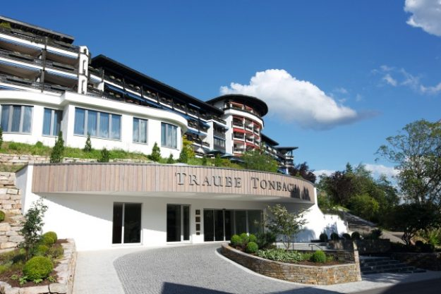 Hotel Traube Tonbach – Haupteingang