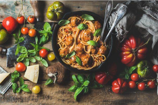 Italienisch-Kochkurs Reutlingen - Spaghetti