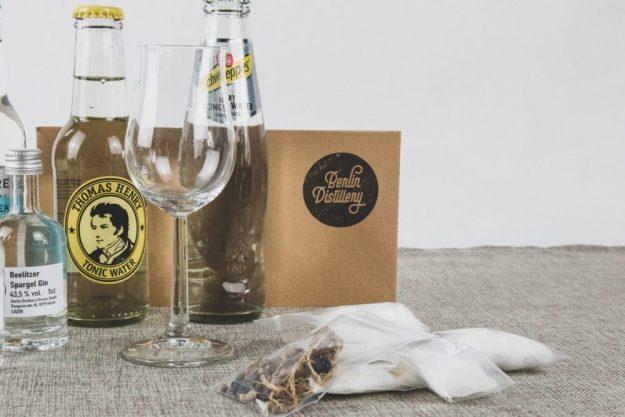 Virtuelle Brennereiführung mit Gin-Tasting zu Hause – Berlin Distillery