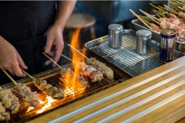 Japanischer Kochkurs Stuttgart – Saté