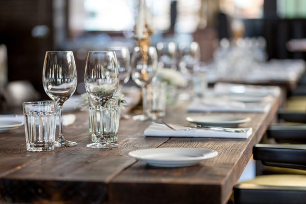 Junggesellenabschied – Hipster Restaurant