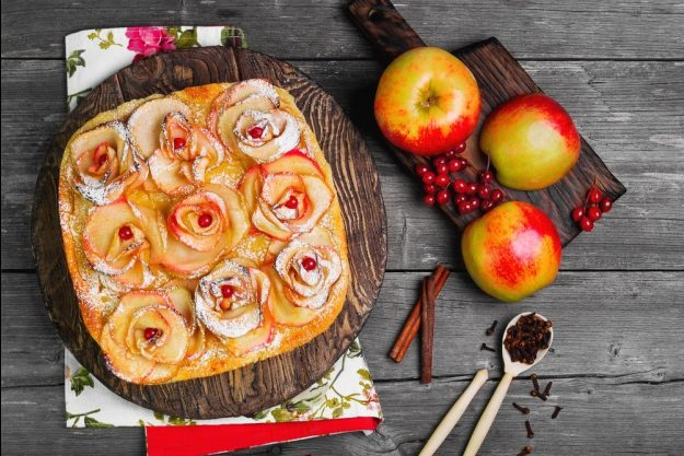 Kochkurs Stuttgart – Apfelkuchen