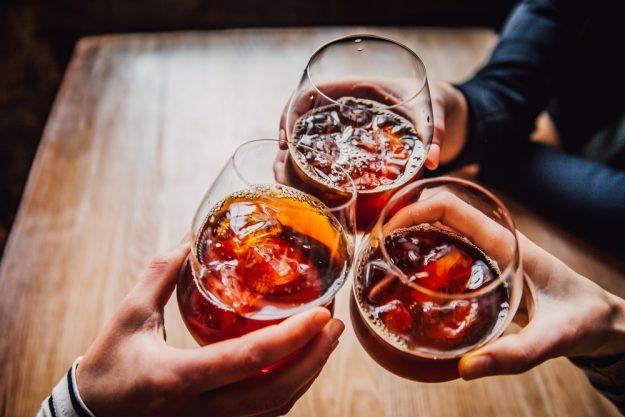 Kulinarische Stadtführung Stuttgart - Drinks in Bar
