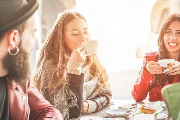 Kulinarische Stadtführung Stuttgart - gemeinsam Kaffee trinken