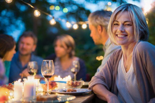 Kulinarische Stadtführung Ulm – beim Abendessen