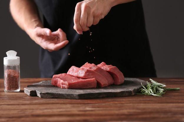Männerkochkurs Stuttgart – Fleisch würzen