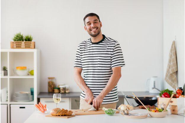 Männerkochkurs Stuttgart – Mann kocht