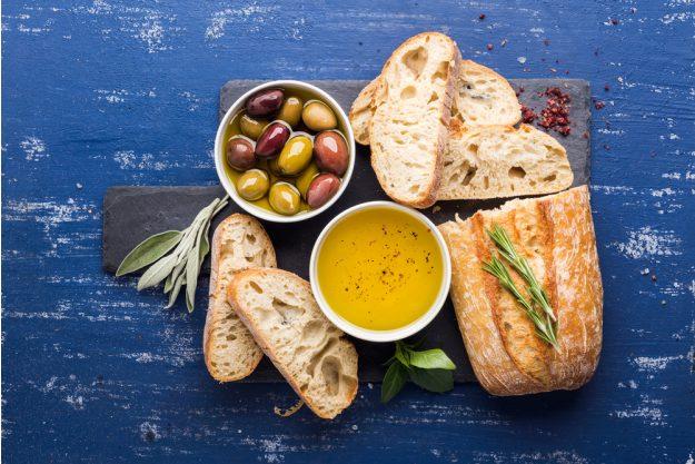 Mediterraner Kochkurs Stuttgart – Brot und Olivenöl