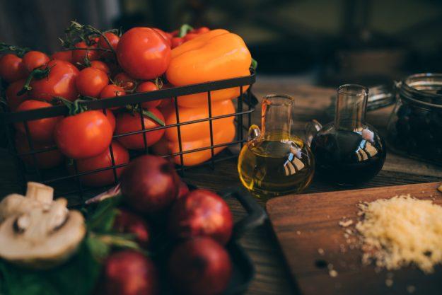Mediterraner Kochkurs Stuttgart – Tomaten und Olivenöl
