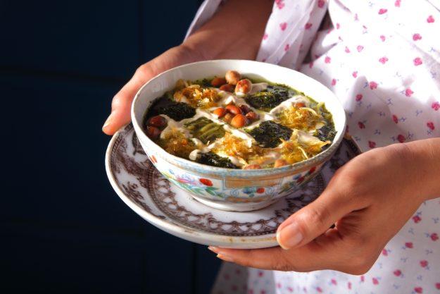 Orient-Kochkurs Stuttgart – persisches Gericht