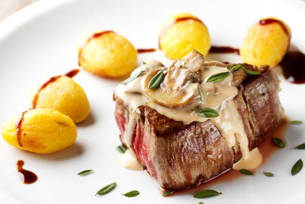 Saucen-Kochkurs in Stuttgart - Steak und Sauce