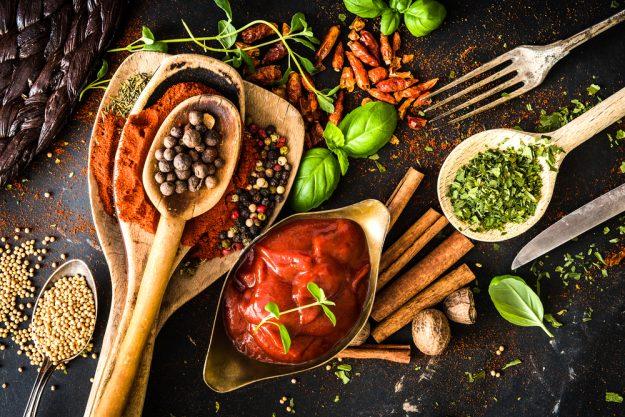 Saucen-Kochkurs Stuttgart – Tomatensauce mit Gewürzen