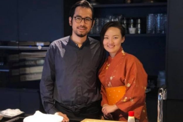 Sushi-Kurs Stuttgart – Kochkurs-Lehrer