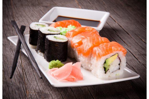Sushi-Kurs Stuttgart - Sushi-Platte