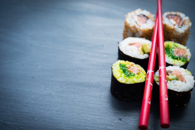 Sushi-Kurs Stuttgart - Sushi deluxe