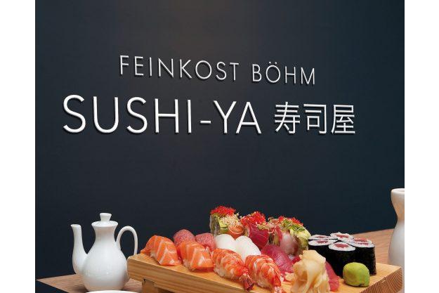 Weihnachtsfeier Stuttgart - Sushi Ya