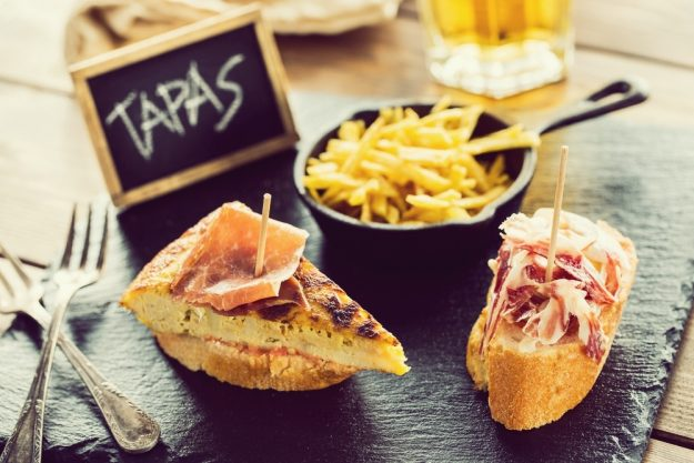Tapas-Kochkurs-Stuttgart – weltbeste Tapas und Pinchos