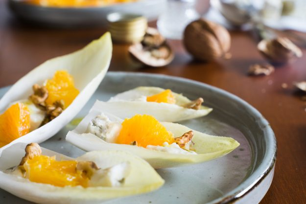 Vegetarischer Kochkurs Filderstadt – Orangen-Chicoree