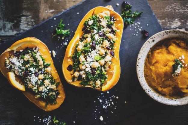 Vegetarischer Kochkurs in Stuttgart – gefüllte Paprika mit Quinoa