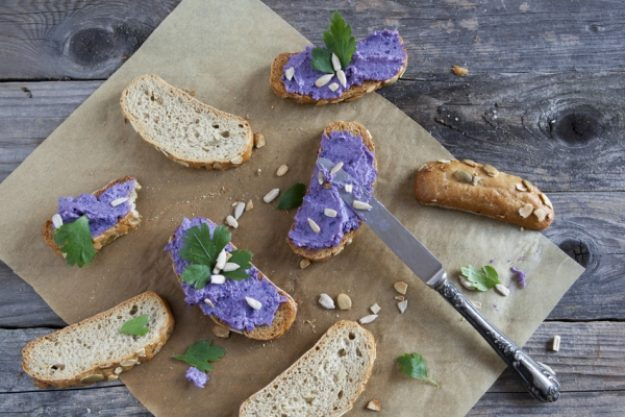Vegetarischer Kochkurs Stuttgart – Lavendelaufstrich