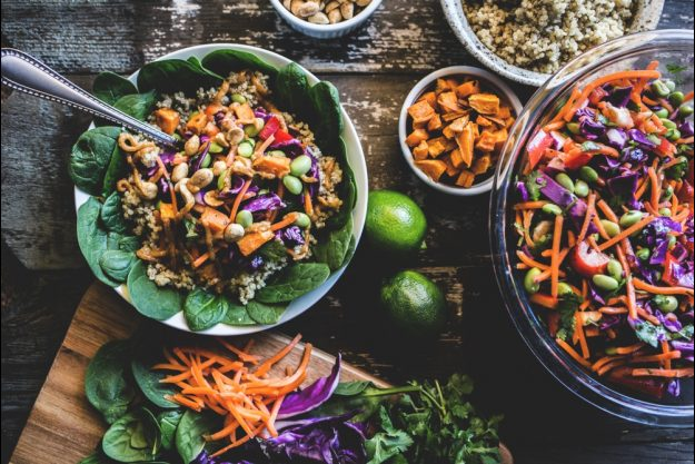 Vegetarischer Kochkurs in Stuttgart – Veggie Bowls
