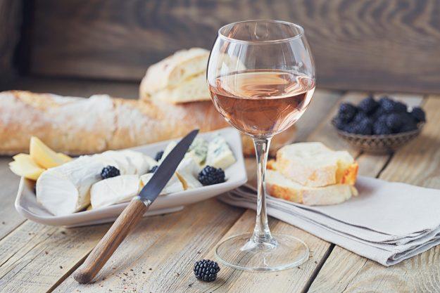 Weinprobe Ludwigsburg – Roséwein und Käse