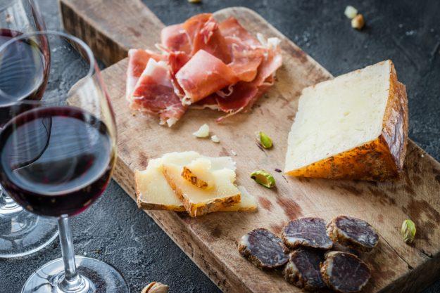 Weinprobe Ludwigsburg – Rotwein und Fingerfood