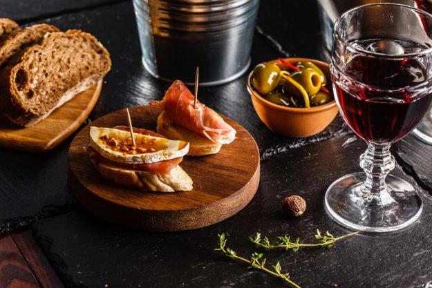 Weinprobe Ludwigsburg – Tapas und Wein