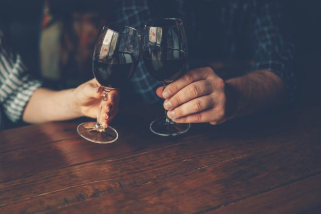 Weinprobe Stuttgart – zusammen Rotwein trinken