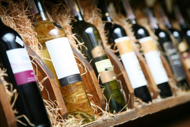 Italienisches Weinseminar Stuttgart - Weinflaschen