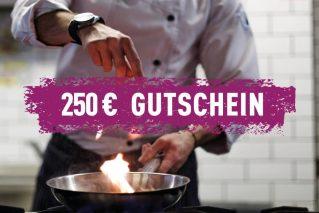 Erlebnis-Geschenk-Gutschein 250 € Geschenkgutschein