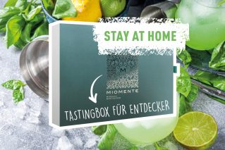Online Event Geschenk  Stay at home