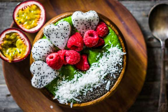 Clean Eating-Kochkurs Berlin – Smoothie-Bowl