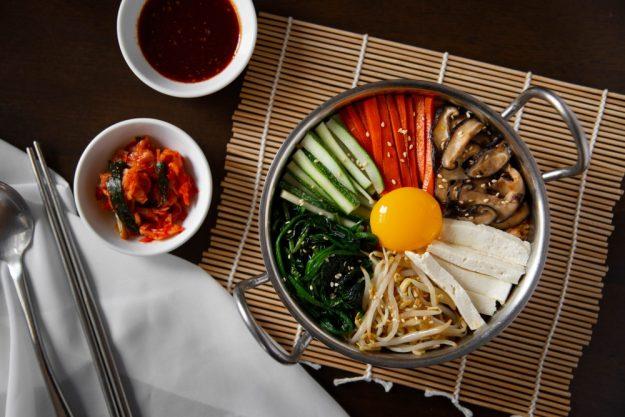 veganer Kochkurs Berlin koreanisch