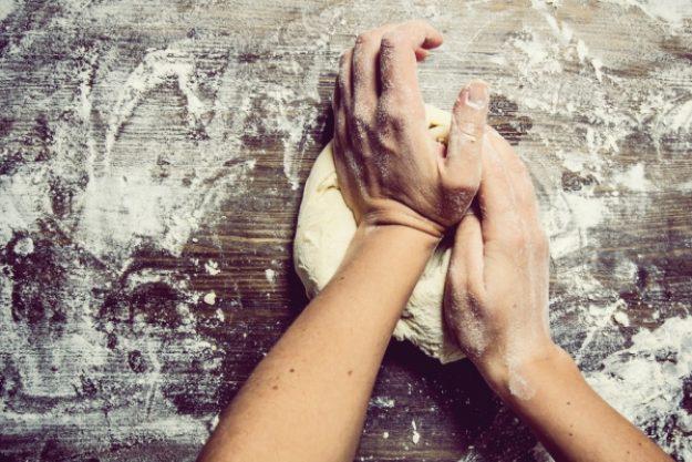 Backkurs-Gutschein –Teig kneten